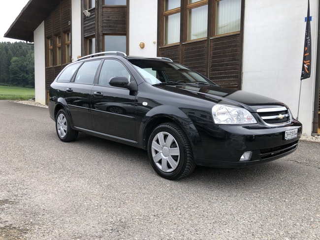 estate Chevrolet Nubira Station 1.8 CDX
