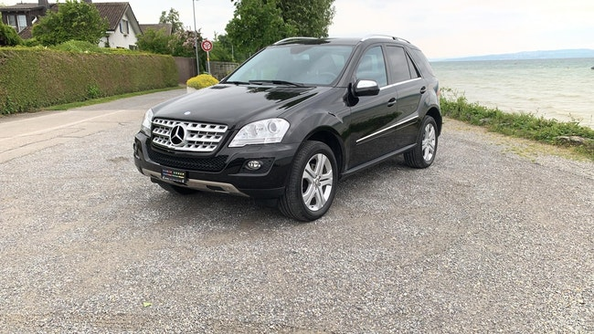 suv Mercedes-Benz M-Klasse ML 350 CDI