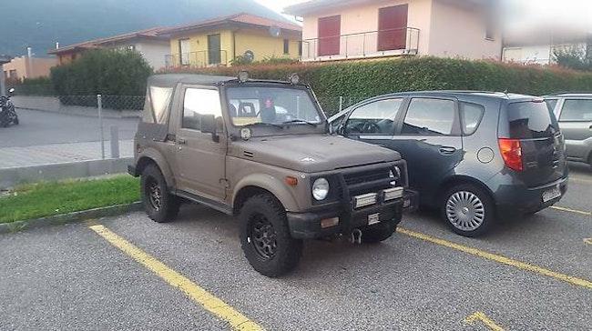 suv Suzuki SJ 412
