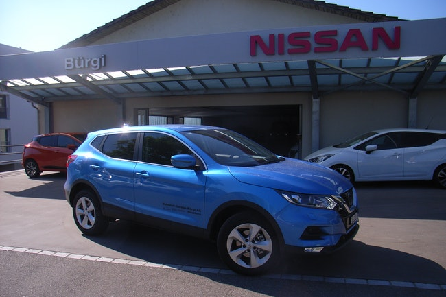 suv Nissan Qashqai 1.6 dCi Acenta