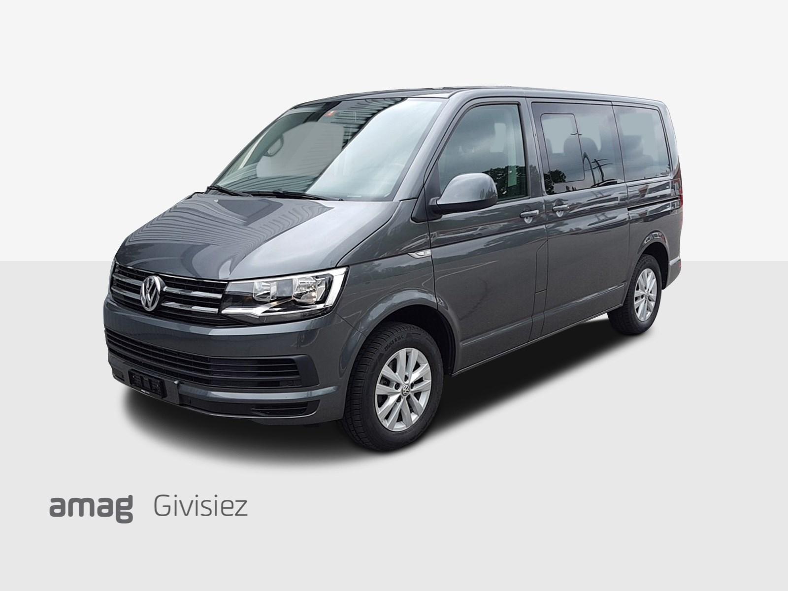 bus VW T6 Multivan 2.0 TDI Comfortline DSG