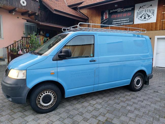 van VW T5 Kaw. 3400 2.5 TDI 131 4motion