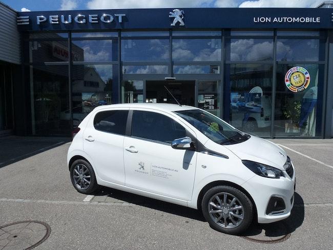 saloon Peugeot 108 1.0 VTi Style