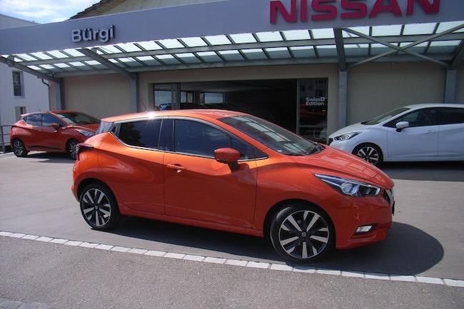 saloon Nissan Micra 0.9 IG-T Tekna