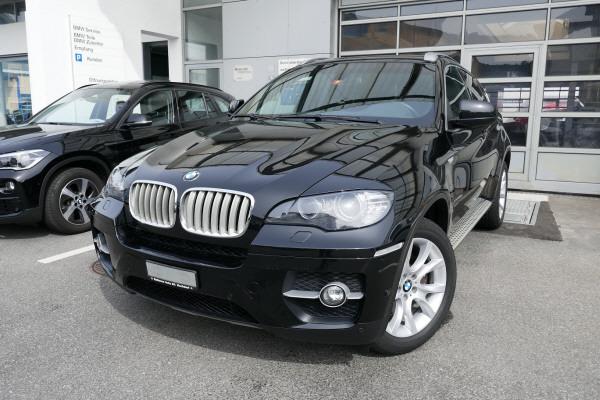 suv BMW X6 xDrive 40d