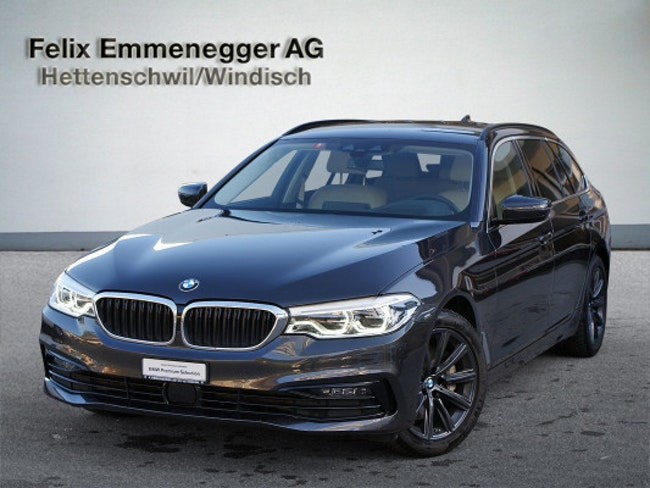 estate BMW 5er 530d xDrive Touring Sport