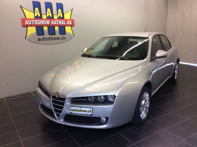 saloon Alfa Romeo 159 2.2 JTS