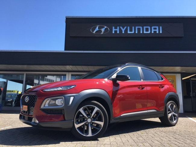 suv Hyundai Kona 1.6 T-GDi Vertex 4WD *Automat