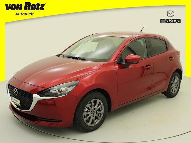 saloon Mazda 2 1.5 90 Ambition Plus