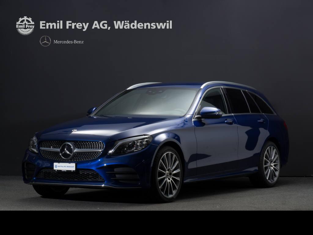 estate Mercedes-Benz C-Klasse C 200 AMG Line 4matic