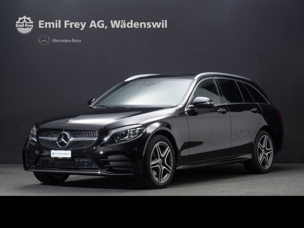 estate Mercedes-Benz C-Klasse C 300 AMG Line 4matic