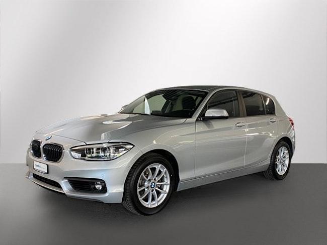 saloon BMW 1er 120 D XDRIVE