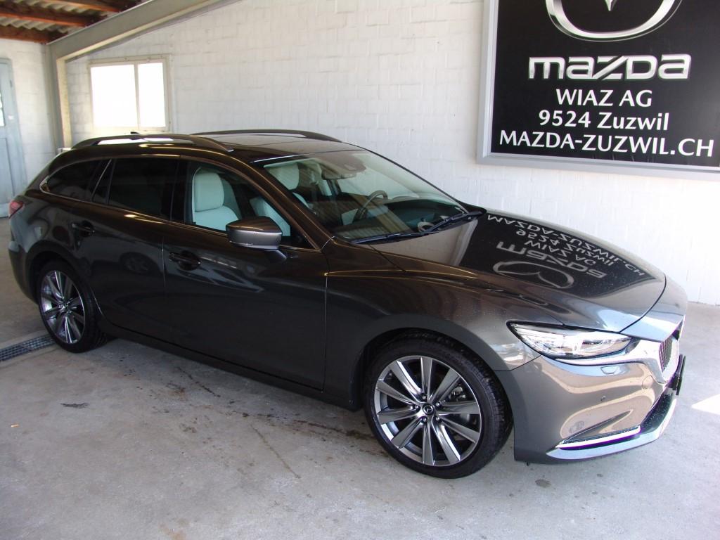 estate Mazda 6 Sport Wagon 2.2 D 184 Rev. AT LW