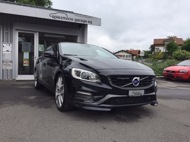 estate Volvo V60 3.0 T6 Polestar AWD