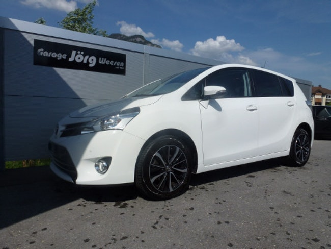 van Toyota Verso 1.8 Limited Edition