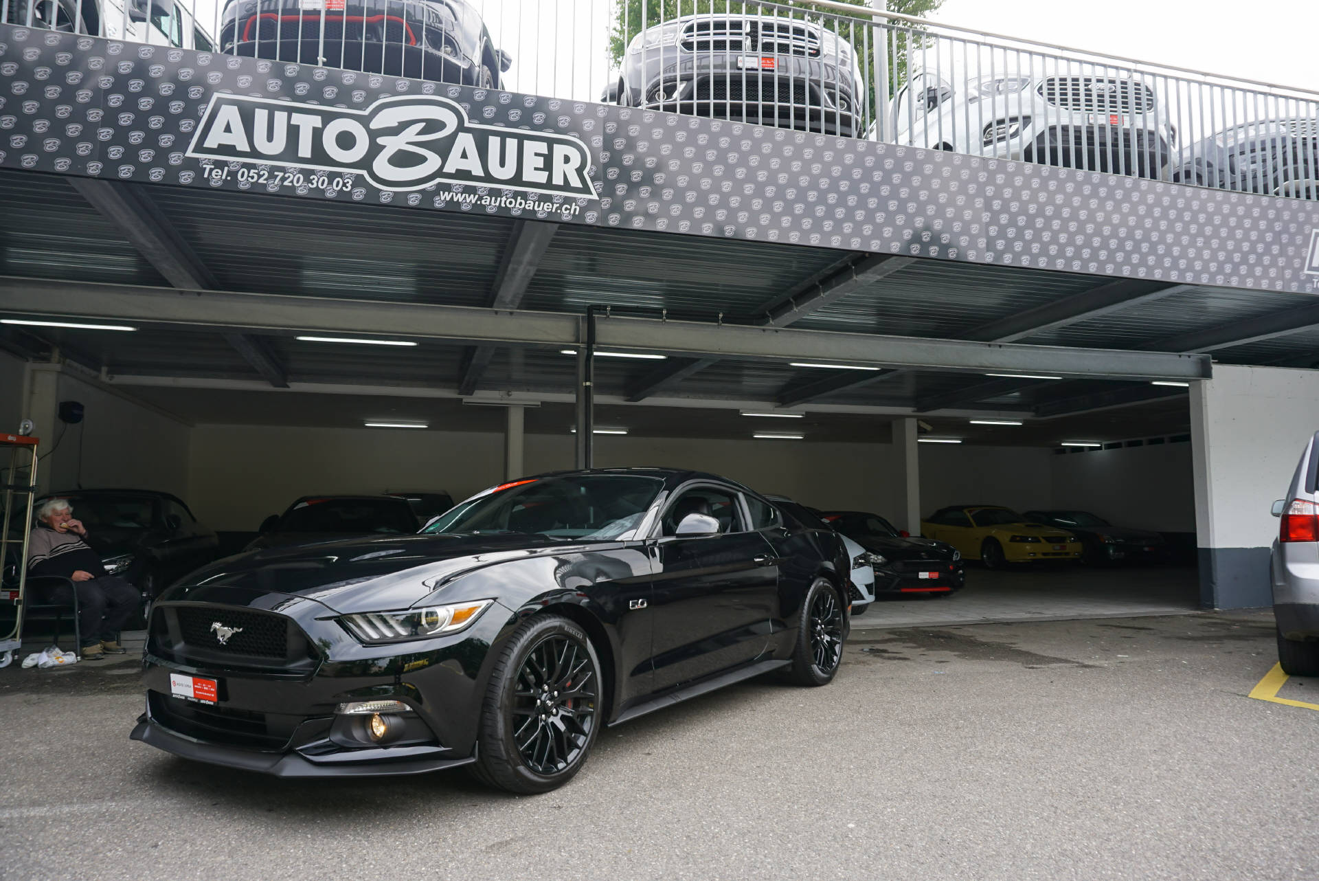 coupe Ford Mustang Coupé 5.0 V8 GT
