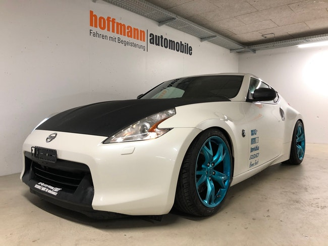 coupe Nissan 370 Z Pack