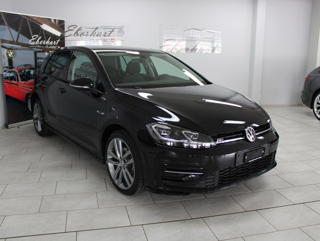 saloon VW Golf 2.0 TDI 4m