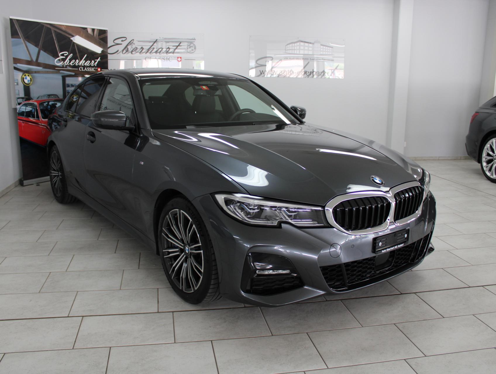 saloon BMW 3er 330i