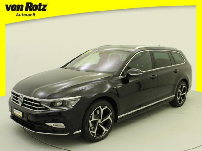 estate VW Passat 2.0TDI Elegance 4M