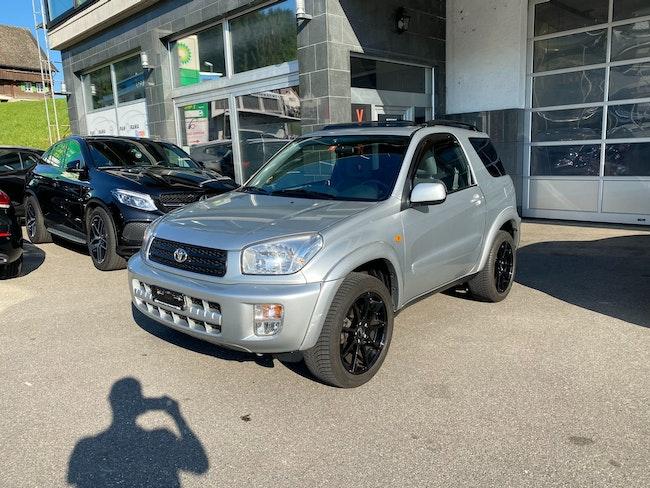 suv Toyota RAV4 RAV-4 2.0 16V Linea Sol