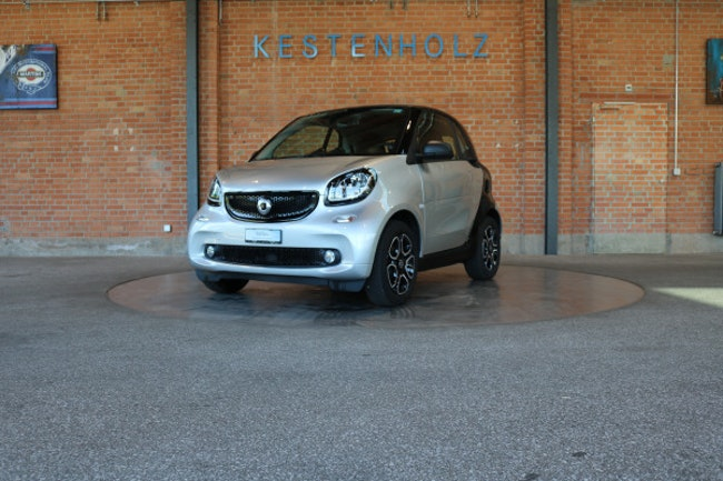 saloon Smart Fortwo citypassion