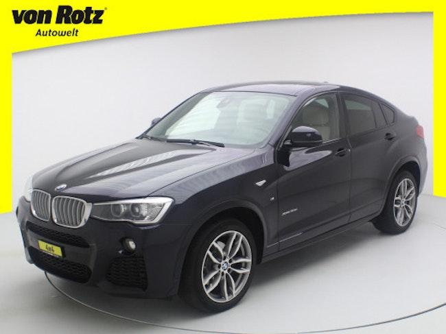 suv BMW X4 xDrive 30d M Sport