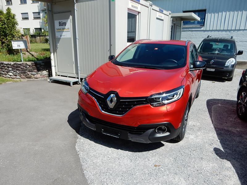 suv Renault Kadjar 1.6 dCi Bose 4WD