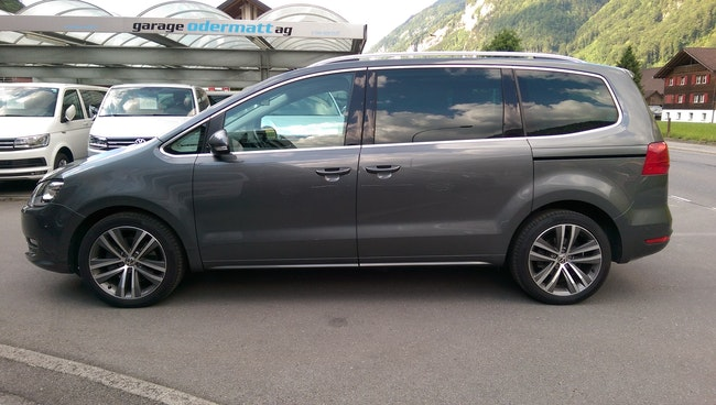 van VW Sharan 2.0 TDI BMT Highline 4Motion