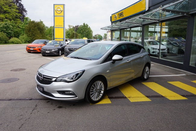 saloon Opel Astra 1.4i T. Excellence