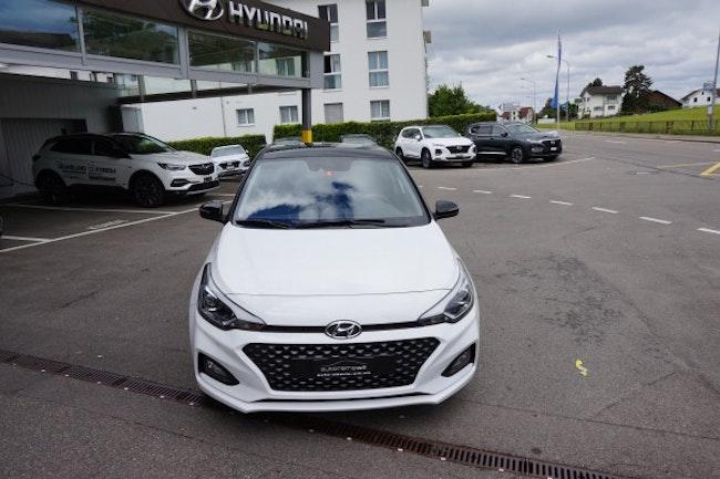 saloon Hyundai i20 1.0 T-GDi Vertex