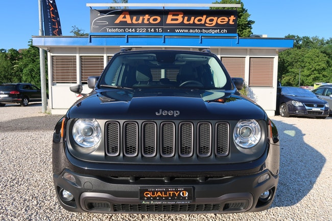 suv Jeep Renegade 2.0 CRD Trailhawk AWD + Low Range 9ATX