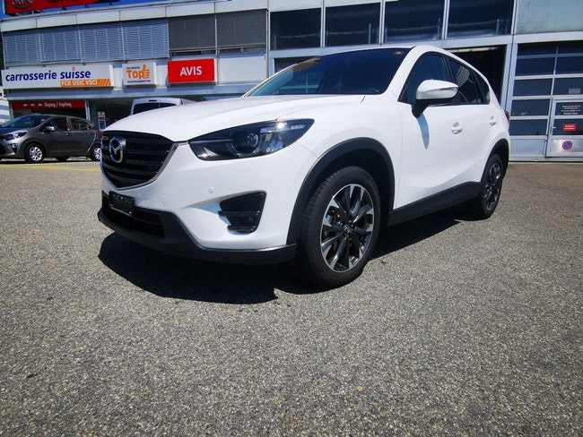 suv Mazda CX-5 2.0 Revolution AWD