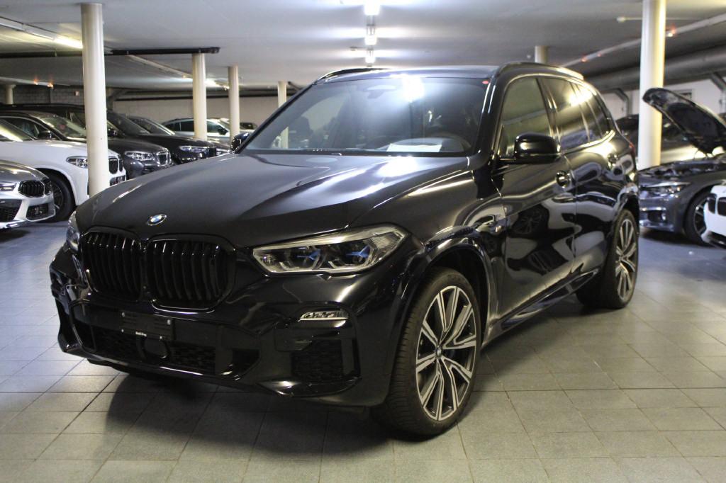 suv BMW X5 M50i