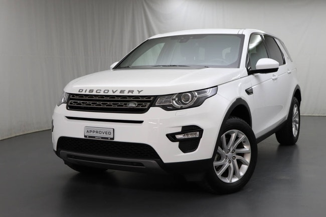 suv Land Rover Discovery Sport 2.0 Si4 SE