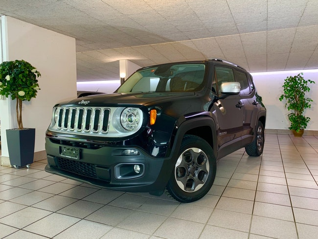 suv Jeep Renegade 1.4 Turbo Limited