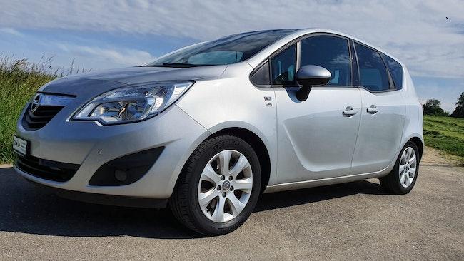 van Opel Meriva 1.4 Turbo Anniversary Edition