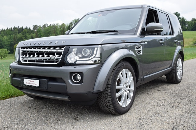 suv Land Rover Discovery 3.0 SDV6 256 HSE