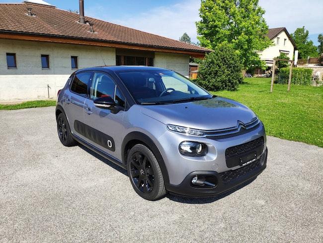 saloon Citroën C3 1.2 PureTech Shine EAT6