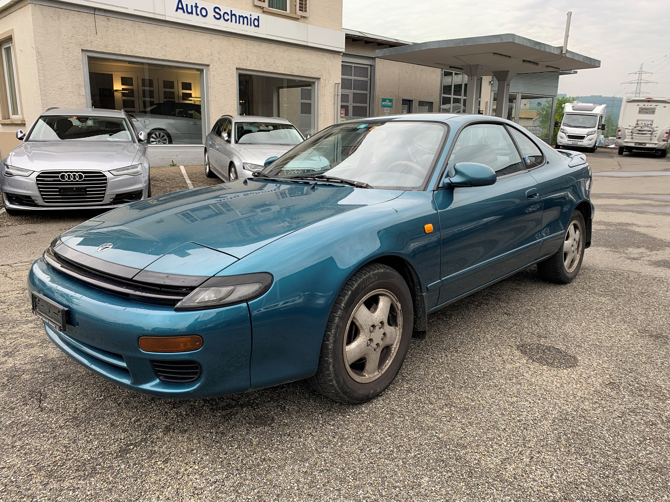 coupe Toyota Celica 2000 GTi