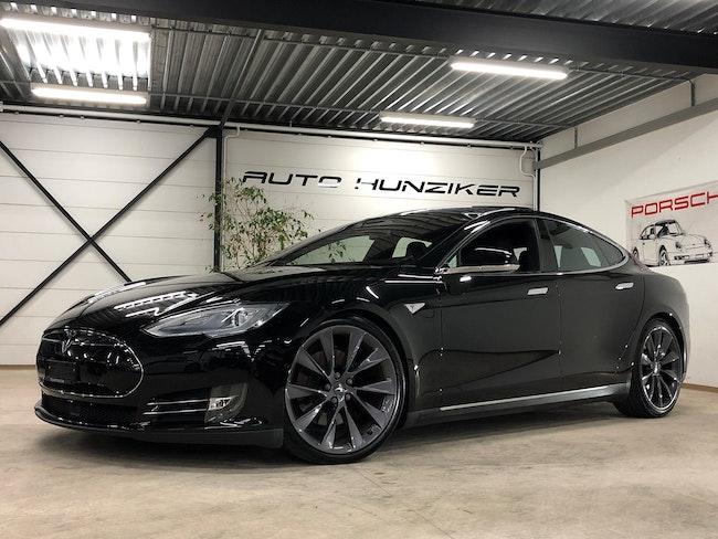saloon Tesla Model S 85 D Allrad 525PS Obsidian Black