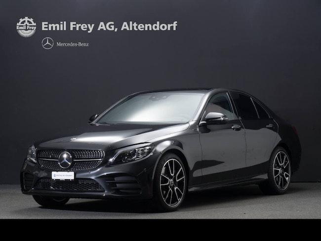 saloon Mercedes-Benz C-Klasse C 400 AMG Line 4matic