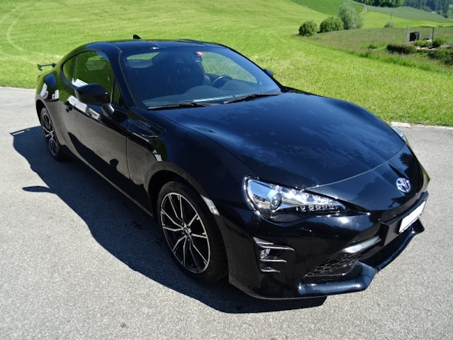 coupe Toyota GT86 2.0 D-4S Sport