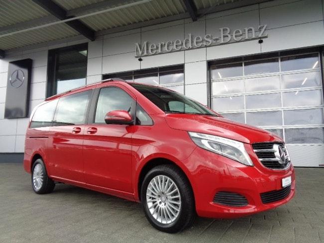 van Mercedes-Benz V-Klasse V 250 d lang 4Matic 7G-Tronic ***8 Sitzplätze***
