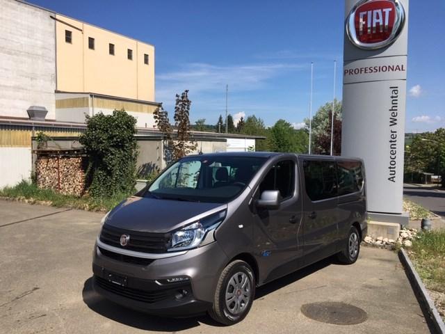 bus Fiat Talento 29 2.0 Eco L2H1 8/9 Plätze Swiss