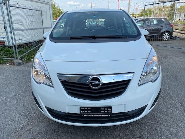 van Opel Meriva 1.4 Turbo