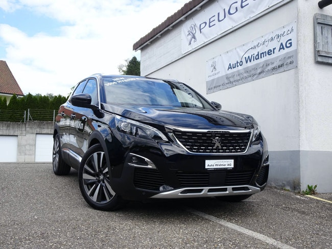 suv Peugeot 3008 · GT Plug-in Hybrid 4×4 300 PS
