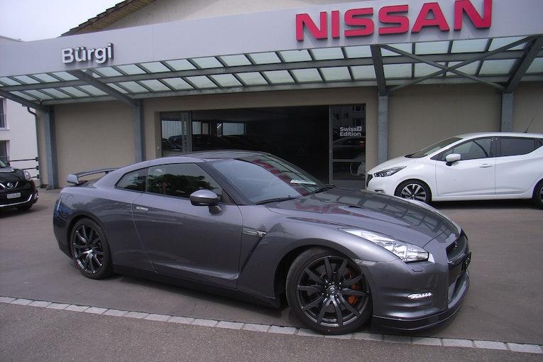 Nissan GT-R 3.8 V6 BiT Black Edition 39'000 km 66'500 CHF - buy on carforyou.ch - 1