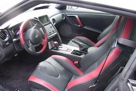 Nissan GT-R 3.8 V6 BiT Black Edition 39'000 km 66'500 CHF - buy on carforyou.ch - 3