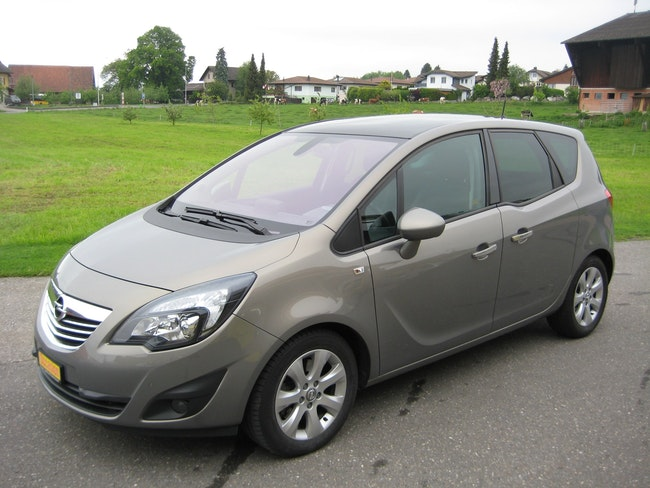 van Opel Meriva 1.7 CDTi Cosmo Automatic